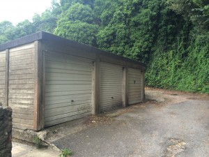 Teignmouth Road - Garages