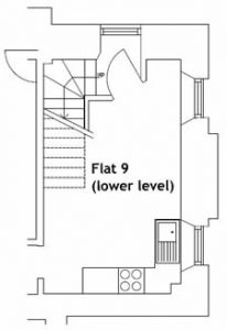 9 lower Floorplan