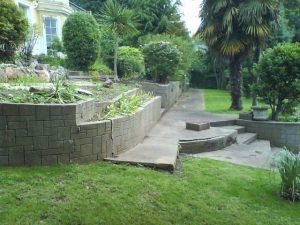 Loch Etive - Garden